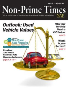 Non-Prime Times Cover May-June 2018